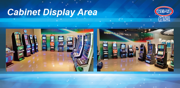 Cabinet Display Area